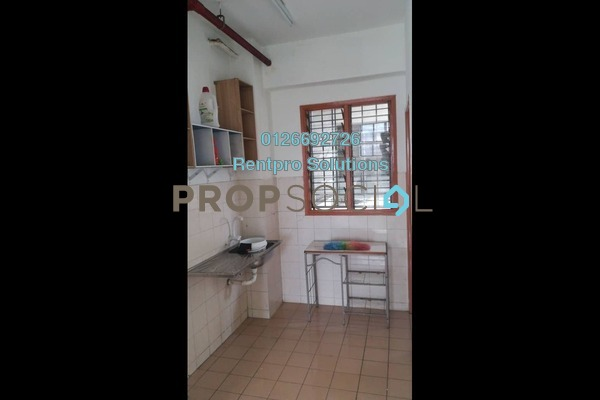 For Rent Apartment at Cheras Business Centre, Cheras Freehold Semi Furnished 2R/2B 1.2k