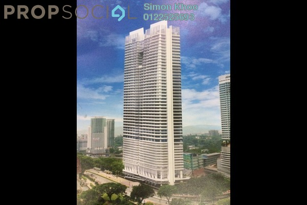 For Rent Office at Q Sentral, KL Sentral Freehold Unfurnished 0R/0B 4.5k