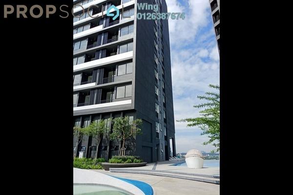 For Rent Condominium at Dream City, Seri Kembangan Freehold Semi Furnished 3R/2B 1.7k