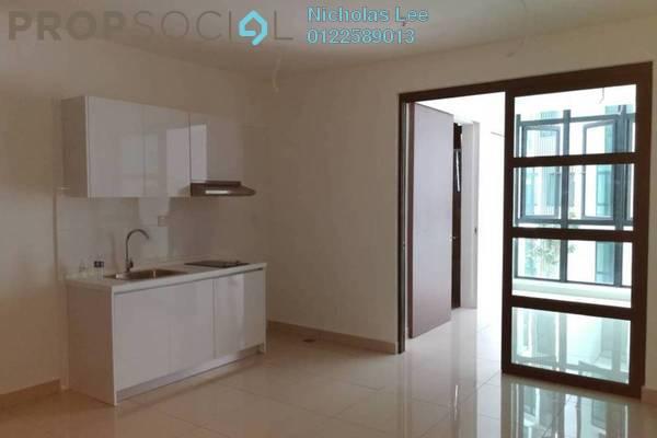 For Rent Condominium at H2O Residences, Ara Damansara Freehold Semi Furnished 1R/1B 1.35k