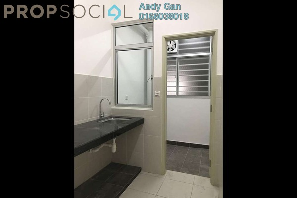 For Rent Condominium at Residensi Pandanmas, Pandan Indah Freehold Semi Furnished 3R/2B 1.4k