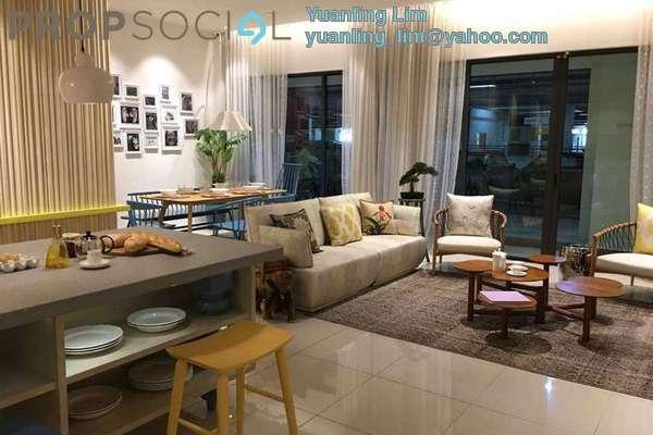 For Sale Condominium at The Riyang, Kuchai Lama Freehold Unfurnished 3R/4B 945k