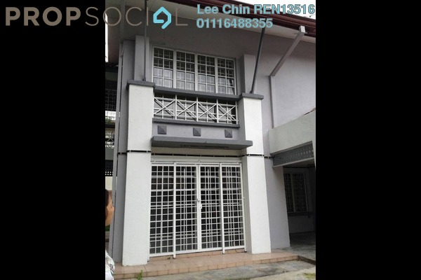 For Sale Terrace at Damai Budi, Alam Damai Freehold Unfurnished 4R/3B 1.28m