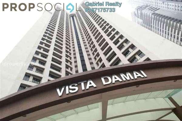 For Sale Condominium at Vista Damai, KLCC Freehold Fully Furnished 3R/2B 680k