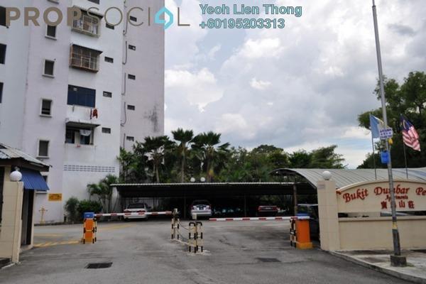 For Rent Apartment at Bukit Dumbar Permai, Gelugor Freehold Fully Furnished 3R/2B 1.2k