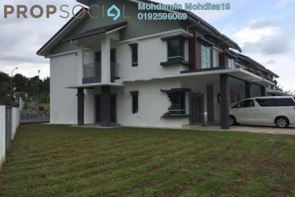 For Rent Terrace at Laman Dahlia, Nilai Impian Freehold Unfurnished 4R/3B 1.65k