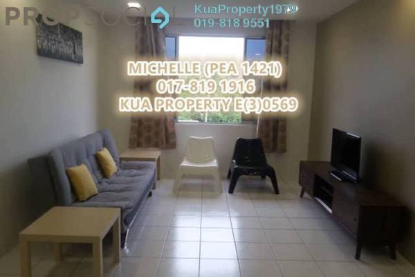 For Rent Condominium at Floridale Condominium, Kuching Freehold Fully Furnished 3R/3B 1.5k