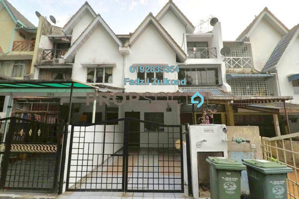 For Sale Townhouse at Section 5, Wangsa Maju Freehold Unfurnished 3R/2B 550k