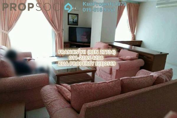 For Rent Condominium at Riverine Sapphire, Kuching Freehold Fully Furnished 3R/3B 2.5k