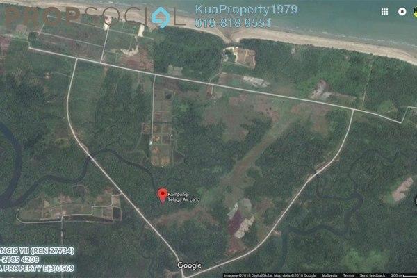 For Sale Land at Jalan Kampung Telaga Air, Petra Jaya Leasehold Unfurnished 0R/0B 910k