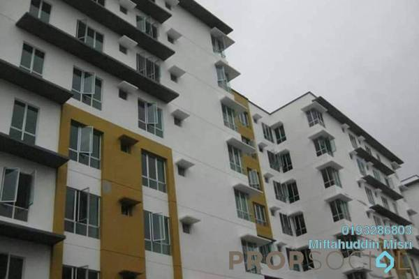 For Sale Serviced Residence at 162 Residency, Selayang Freehold Unfurnished 3R/2B 340k