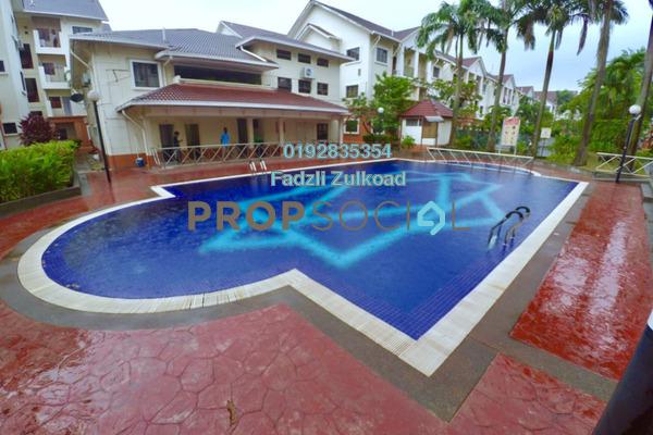 For Sale Apartment at Villa Danau, Setapak Leasehold Fully Furnished 3R/2B 565k