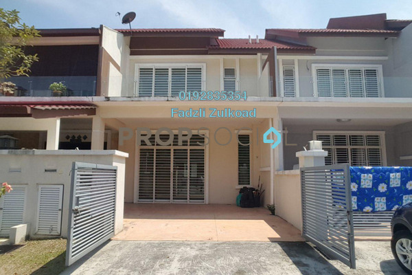 For Sale Terrace at Ampang Saujana, Ampang Freehold Unfurnished 4R/3B 750k