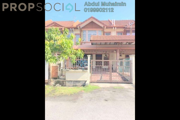 For Sale Terrace at Aspira, Bandar Bukit Raja Freehold Semi Furnished 4R/3B 530k