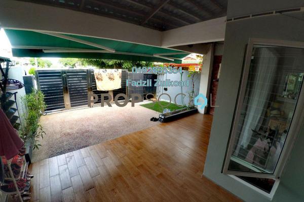 For Sale Terrace at Taman Puncak Jalil, Bandar Putra Permai Freehold Unfurnished 4R/3B 620k