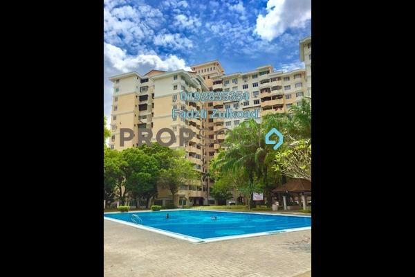 For Sale Condominium at Ampang Damai, Ampang Freehold Semi Furnished 3R/2B 380k