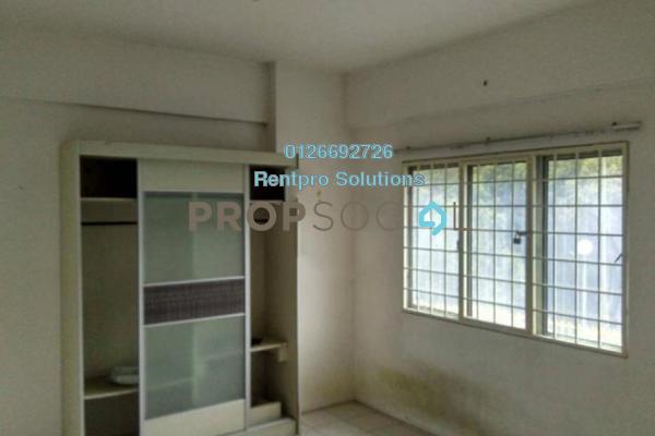 For Rent Apartment at Puncak Baiduri, Cheras South Freehold Semi Furnished 3R/2B 1k