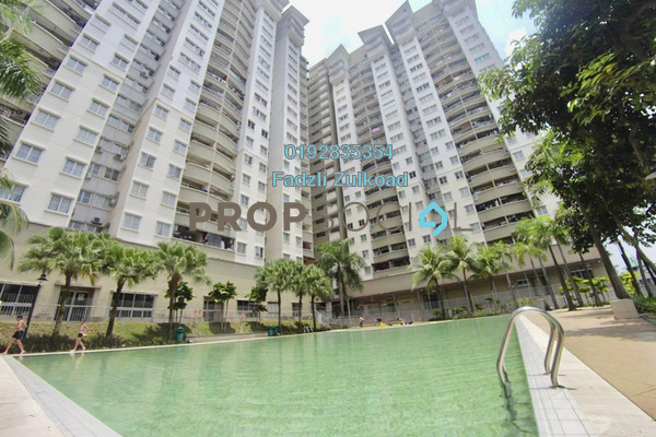 For Sale Condominium at Widuri Impian, Desa Petaling Freehold Unfurnished 3R/2B 340k