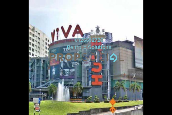 For Rent Office at Viva Home, Cheras Freehold Semi Furnished 0R/0B 1k