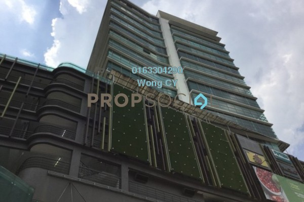 For Rent Office at First Subang, Subang Jaya Freehold Unfurnished 0R/0B 5.01k
