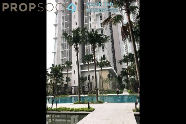 For Rent Condominium at Pavilion Hilltop, Mont Kiara Freehold Semi Furnished 4R/4B 7.5k