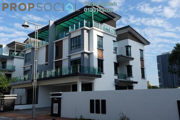 For Sale Semi-Detached at Duta Suria, Ampang Leasehold Unfurnished 7R/8B 4.5m