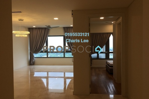 For Rent Serviced Residence at The Sentral Residences, KL Sentral Freehold Semi Furnished 2R/3B 4.7k