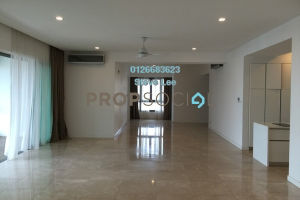 For Rent Condominium at Seni, Mont Kiara Freehold Semi Furnished 4R/4B 12k