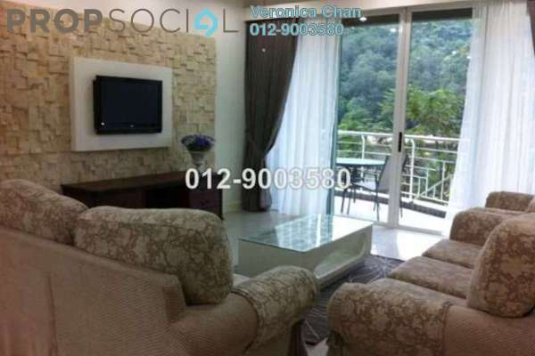 For Rent Condominium at Kiaramas Ayuria, Mont Kiara Freehold Fully Furnished 3R/4B 4.6k