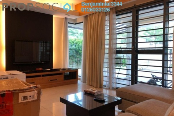 For Sale Terrace at Amelia, Desa ParkCity Freehold Semi Furnished 5R/3B 3.5m