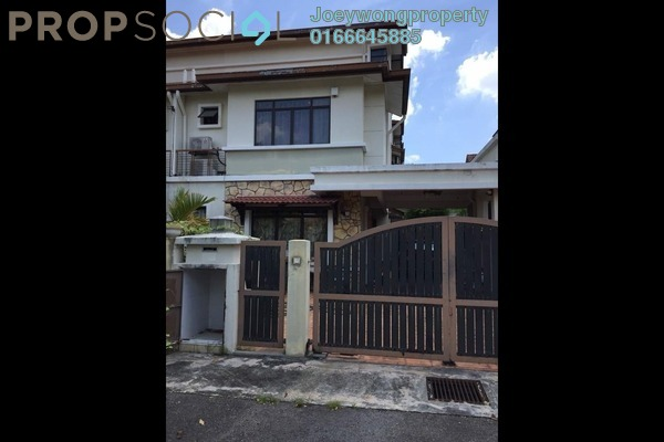 For Rent Semi-Detached at Mutiara Indah, Puchong Freehold Semi Furnished 5R/4B 1.6k