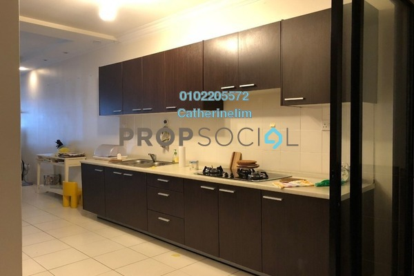 For Sale Terrace at Lake Fields, Sungai Besi Freehold Semi Furnished 6R/6B 1.12m
