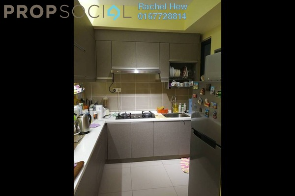 For Sale Condominium at KL Palace Court, Kuchai Lama Freehold Semi Furnished 2R/2B 438k
