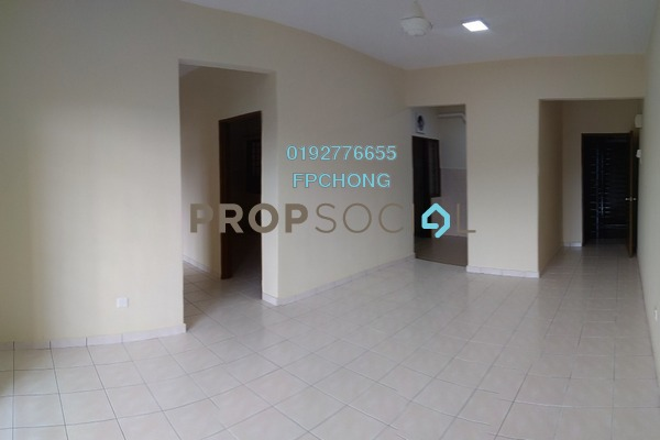 For Rent Apartment at Sri Hijauan, Ukay Freehold Semi Furnished 3R/2B 1.2k