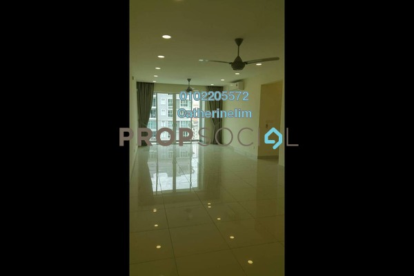 For Rent Condominium at 28 Dutamas, Dutamas Freehold Semi Furnished 3R/4B 3k