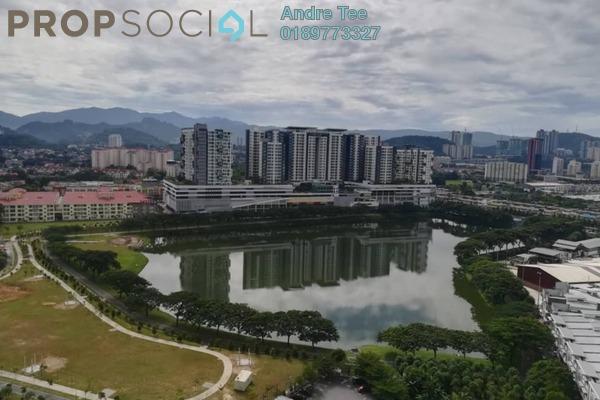 For Rent Condominium at Platinum Lake PV10, Setapak Freehold Semi Furnished 4R/2B 1.7k