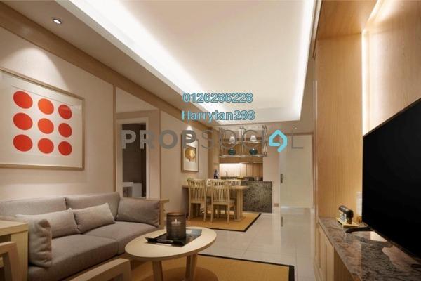 For Sale Condominium at Ryan & Miho, Petaling Jaya Freehold Unfurnished 3R/2B 500k