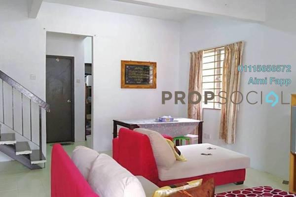 For Sale Terrace at Taman Lestari Putra, Bandar Putra Permai Freehold Fully Furnished 4R/3B 550k