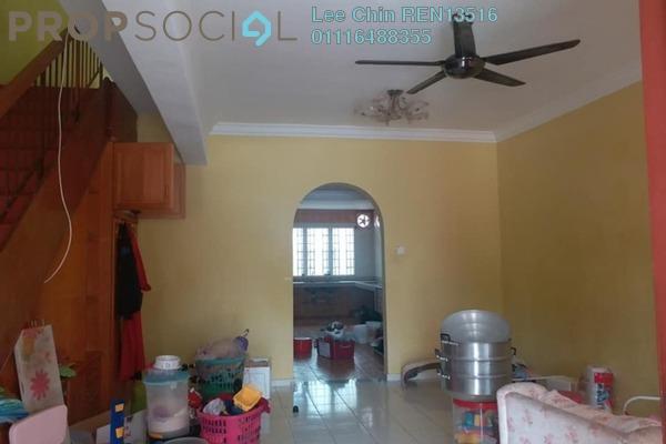 For Sale Terrace at Section 6, Bandar Mahkota Cheras Freehold Semi Furnished 4R/3B 468k
