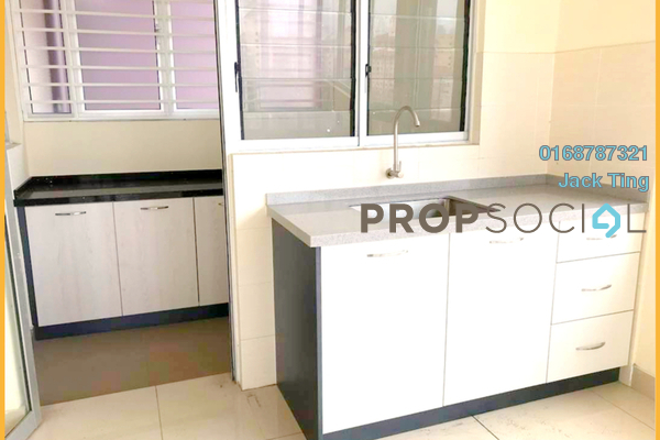 For Rent Condominium at Platinum Lake PV21, Setapak Freehold Semi Furnished 3R/2B 1.8k
