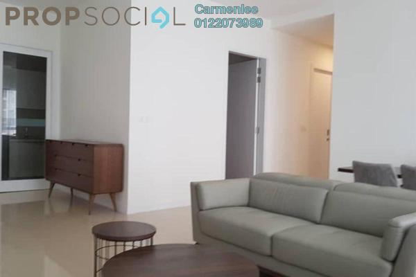 For Rent Condominium at Pavilion Hilltop, Mont Kiara Freehold Fully Furnished 3R/2B 4.8k
