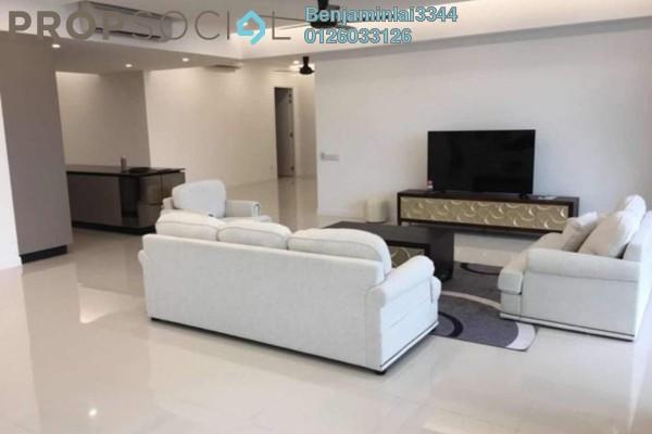 For Rent Condominium at Residensi 22, Mont Kiara Freehold Fully Furnished 5R/6B 11k