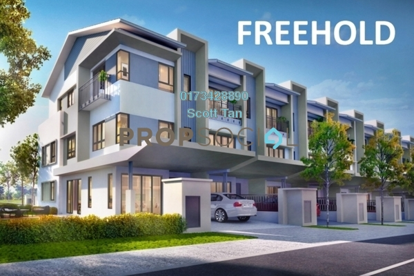 For Sale Link at Tropicana Cheras, Kajang Freehold Unfurnished 5R/6B 1.03m