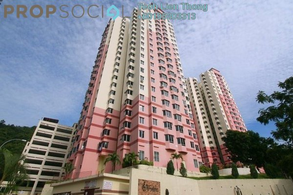 For Sale Apartment at Kingfisher Series, Green Lane Freehold Semi Furnished 3R/2B 358k