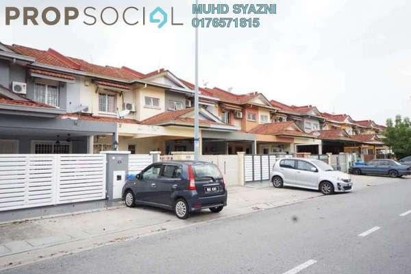 For Sale Terrace at Setia Impian, Setia Alam Freehold Unfurnished 4R/3B 445k
