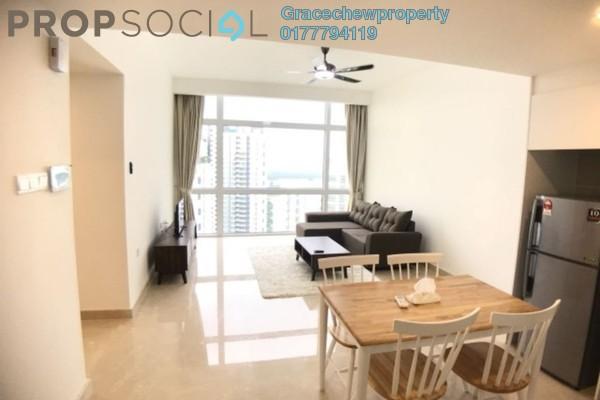 For Rent Condominium at Paradiso Nuova, Iskandar Puteri (Nusajaya) Freehold Fully Furnished 2R/1B 2.5k