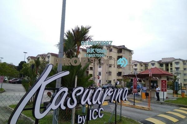 For Rent Condominium at Bandar Botanic, Klang Freehold Semi Furnished 3R/2B 1k