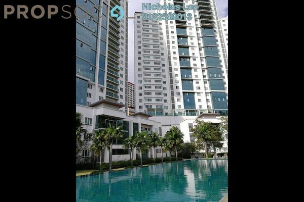 For Sale Condominium at Surian Residences, Mutiara Damansara Freehold Semi Furnished 5R/5B 1.4m