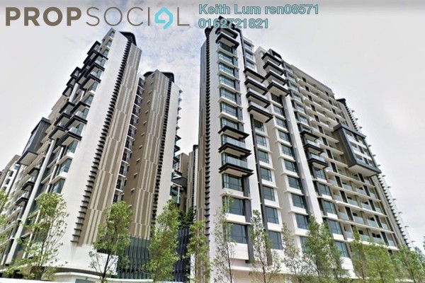 For Sale Condominium at The Potpourri, Ara Damansara Freehold Fully Furnished 1R/1B 900k