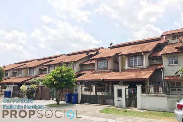 For Sale Terrace at Alstonia, Denai Alam Freehold Unfurnished 4R/3B 780k